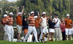 Texas Longhorns    LIGHT THE TOWER!  Longhorns win the 2012 National Championship in Golf!