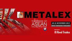 """เตรียมพบกันกับ """"iMachining"""" by SolidCAM @ Metalex 2015 HALL 103 บูธ R32 วันที่ 18-21 พฤศจิกายน 2558"""