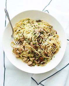 "The Recipe: Lemon Chicken Pasta The Hero Ingredient: Zesty lemon sets this easy pasta recipe apart. ""It's my current obsession, and I've made it three times in the past two weeks,"" says Gaby..."