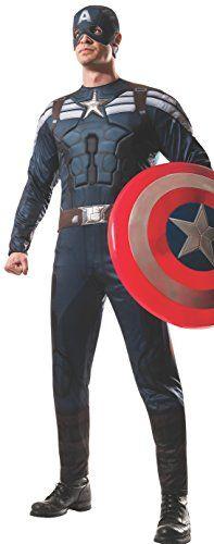 Rubie s Costume Men s Marvel Universe Captain America Winter Soldier  Stealth bbb86386b71
