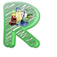 Letras  de IntensaMente Abc For Kids, Animal Antics, Teaching Methods, Tricks, My Music, Kids Rugs, Lettering, Activities, Free