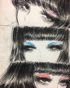 Get Shot, Ethereal, Art Reference, Weird, Artsy, Creative, Illustration, Anime, Instagram