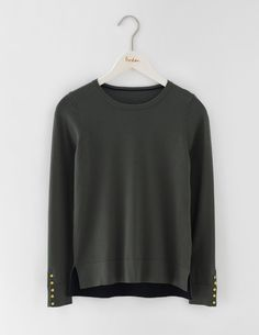Tilly Jumper WV095 Knitted Sweaters at Boden