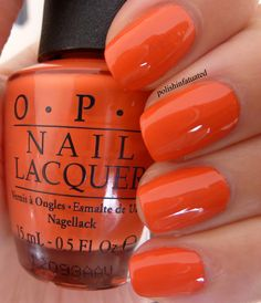 OPI - Call me Gwen-ever. Nail polish from The Amazing Spider-man collection