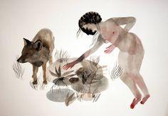 "Saatchi Art Artist sara falli; Painting, ""seq3/17"" #art"