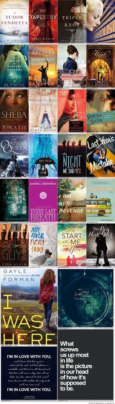 2015 Must Read #Books - #readinglist - https://scatterbooker.wordpress.com/