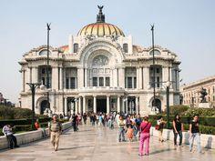 Other popular sites include the Palacio de Bellas Artes, a theater built by an Italian architect in ... - VladimirGerasimov / iStock