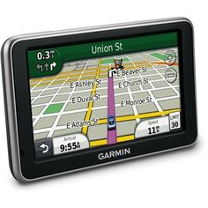 Garmin nüvi 2450 5-Inch Widescreen Portable GPS Navigator by Garmin. $199.99. Amazon.com                The nüvi 2450 features a large 5-inch screen and speaks street names. To make daily driving easier, it features a multi-point route planner that automatically sorts multiple destinations into an efficient route. Includes lane assist with junction view, trafficTrends historical traffic, myTrends predictive routing, and maps for the U.S., Canada and Mexico.     Loaded wi...