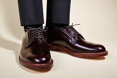 Alden Shoe Company Spring/Summer 2015 Collection