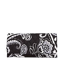 Trifold wallet in Midnight Paisley