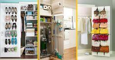 Découvrez 9 astuces pour TOUT ranger dans votre maison grâce à l'espace disponible derrière vos portes ! Voir ces astuces géniales ICI.