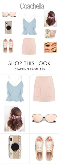 """""""Coachella"""" by fashionglamour429 on Polyvore featuring River Island, See by Chloé, Kate Spade and Vince Camuto"""