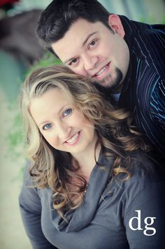 Plus Size Photography: Alice & Galen's engagement pictures
