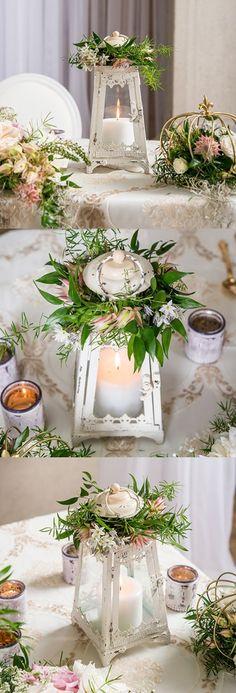 Weddingstar Antiqued-White Metal