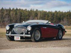 1956, BN2 Austin-Healey 100M