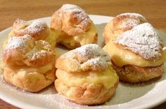Az eredeti képviselőfánk receptje! Nagy kedvenc nálunk is:) My Recipes, Cooking Recipes, Sweet Cookies, Hungarian Recipes, French Toast, Muffin, Sweets, Breakfast, Ethnic Recipes