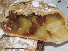 Delicious Desserts, Yummy Food, Tasty, Pan Dulce, Cooking Recipes, Healthy Recipes, International Recipes, Flan, Apple Pie