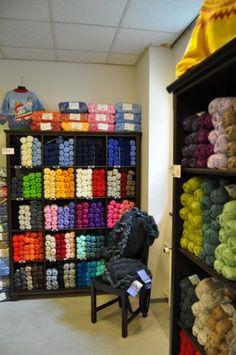 """DROPS store """"Norwegian Spirit"""" in Bergen, Norway"""