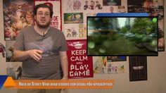 Hoje no Tecmundo (19/03) - realidade virtual no PS4, Android Wear, golpe...