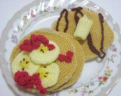 Junk Food...PDF Crochet Pattern por KTBdesigns en Etsy