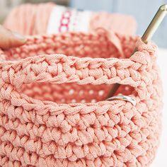 Pattern Crochet Hanging Basket – Soulmade