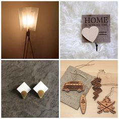 Items of the week - Home is...