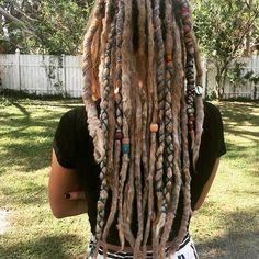 @tikiunderscore11 in #dreadsfeature     #wonderlocks #dreads #dreadhead #dreadbun #dreadstyle #girlswithdreads #dreadlocks #instadreads #dreadgirl    #Regram via @dreadsfeature