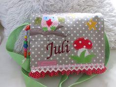 Kindergartentasche von kleines Lädchen auf DaWanda.com