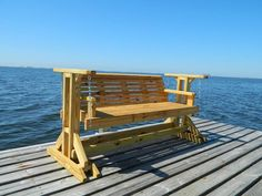 Glider Swing with Stand Patio Glider with Cup Holder Patio Glider, Glider Chair, Patio Swing, Patio Bench, Exterior Stain, Bolts And Washers, Tree Bench, Gliders, Outdoor Furniture