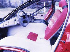 Lamborghini Genesis (Bertone), 1988 - Interior