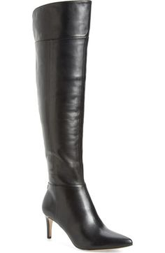 Calvin Klein Coletta Over the Knee Boot (Women) available at #Nordstrom
