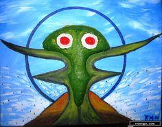 noenga.com :(c) Francisco  (SWITZERLAND) :: i am back :: Others : Others : Painting : Oil :