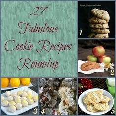 27 Fabulous Cookie Recipes