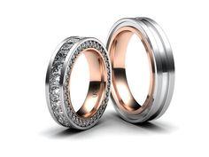 Co říkáte na naši novinku? Líbí se? Příští týden snad budou snubní prsteny dostupné na internetu.