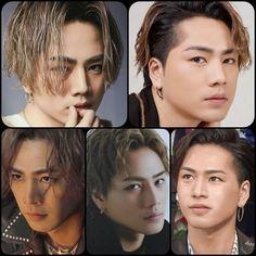 3代目j Soul Brothers, Jsb, High Low, Character