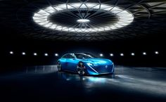 "The new Instinct Concept car being made by Peugot offers us a glimpse into the future of self-driving vehicles.  Set to be on display at the 2017 Geneva Motor Show, the Instinct Concept features the best of both worlds with ""Drive"" and ""Autonomous"" vehicle settings.  On board technology syncs with the user's personal devices, allowing the concept to learn lifestyle preferences of the driver.  For example, the car can read data from a smartwatch and tell when a driver has been to the gym…"