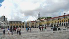 Lisbon Praca do Comércio