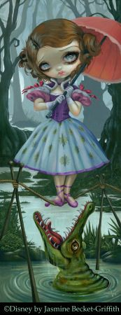 Disney's Haunted Mansion:  Tightrope Girl | Strangeling