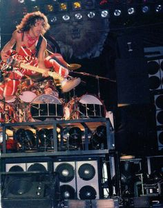 Eddie Van Halen at the US Festival 1983 | Flickr - Photo Sharing!