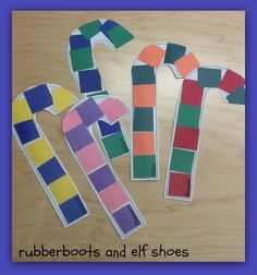 Here's a post with a number of great ideas for Christmas themed patterns.