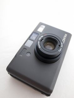 Contax T3 Black by Japancamerahunter, via Flickr