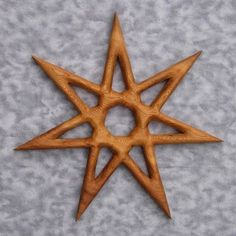 Fairy Star of Enchantment - Elven Star t Septagram