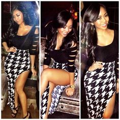 Love that skirt :)