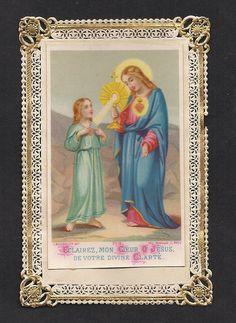 Enlighten my heart O Jesus with your Divine Light
