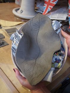 TEAM AWAY DAY - Pottery with Lesley by The Amazings, via Flickr