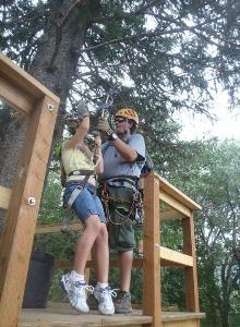 Adventure Zipline - Canopy Tour