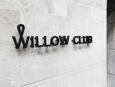 Willow Club Hotel   Stationery STYLE