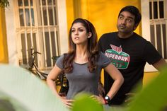 Vijay Sethupathi and Nayantara's Naanum Rowdy Dhaan movie