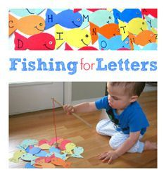 Fishing Game: For St. Anthony activity… put review questions on the fish. Each person gets a fish and tries to answer the question.