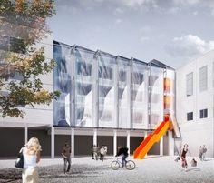 DESCOMBES et THIEULIN -Architectes parisiens -